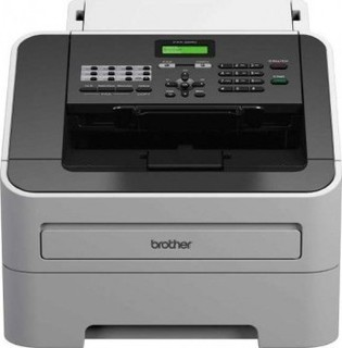 Brother FAX-2840 High Speed Mono Laser Fax Machine | 2840