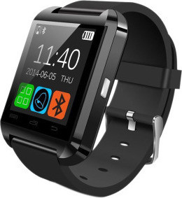 Gold Spark Smart Watch M8 Black
