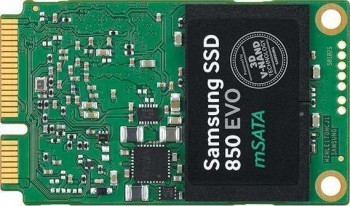 Samsung SSD 500 GB 850 EVO mSATA