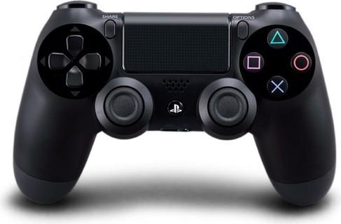 Sony PlayStation 4 Wireless DualShock 4 Controller - Black