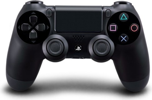 Sony PlayStation 4 Wireless DualShock 4 Controller - Black