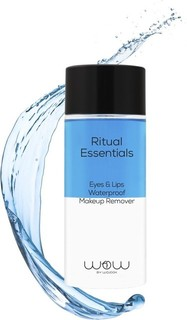 Wow By Wojooh Ritual Essentials Eyes & Lips Makeup Remover