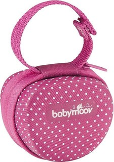Babymoov Lovely Soother Pouch Girl Pink