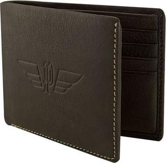 Police Wallet for Men (PA30909WLB 01, Black)