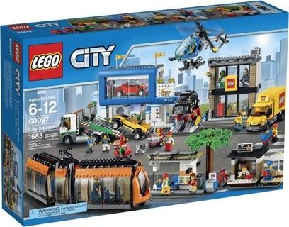 LEGO 60097 City Square, Multi Color