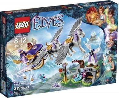 LEGO Elves - Aira s Pegasus Sleigh (41077)