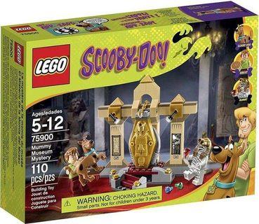 LEGO Scooby Doo Mummy Museum Mystery - 75900