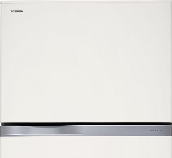 toshiba grw69atezw 2 door inverter led touch 569 litres white