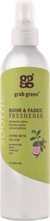 GrabGreen, الغرفة والنسيج المعطر زعتر بورق التين 7 وقية (207 مل)