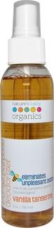 Nature's Baby Organics, مزيل لرا حه العرق لكل ال غراض بالفانيليا واليوسفى ونصه ( . ملى )