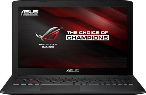 Asus ROG GL552VX Core- i7 8GB RAM 1TB HDD GeForce GTX 950M 15.6-inch Gaming Laptop