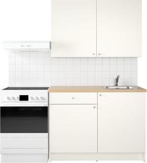 KNOXHULT Kitchen, white