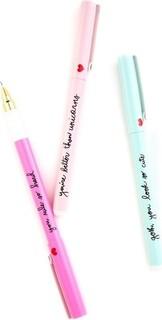 ban.do Sweet Talk Pen Set