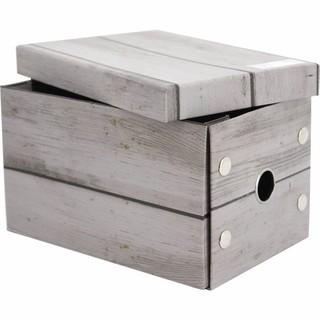 رمادي داكن ,PaperMetal ,سم 23.6 X 16 ,صندوق ارشيف ,بخاصية الطي