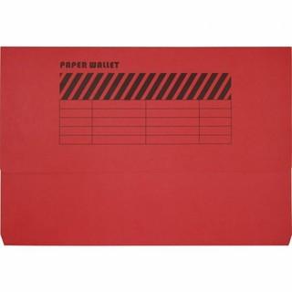 كالفن كلاين حمر , ورق , F4 , جيب واحد , حافظة