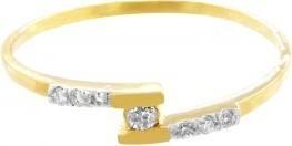 TELEIOS LUXE 18K GOLD 0.06 CT DIAMONDS FANCY BAND RING