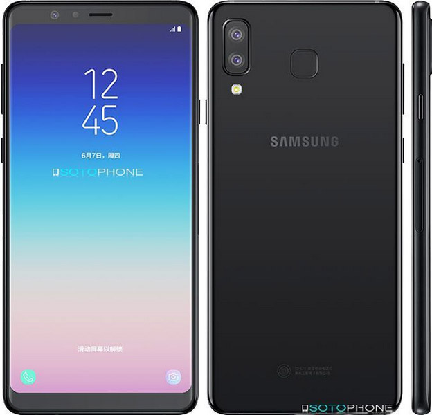 Samsung Galaxy A6s Price In Saudi Arabia Compare Prices