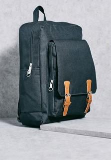 Seventy Five Buckle Detail Backpack