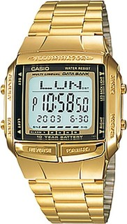 Casio for Women Digital DB-360G-9A Stainless Steel Watch