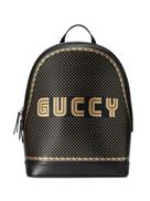 حقيبة ظهر متوسطة الحجم من Gucci