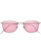 نظارة شمسية Retrosuperfuture Strand بإطار مربع