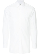 Gieves & Hawkes fitted cotton shirt