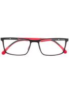 نظارة كاريرا بإطار مستطيل