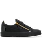 Giuseppe Zanotti CYBER SALE Frankie Leather Sneakers