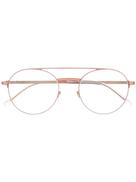 Mykita aviator glasses