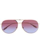Dior Eyewear DiorByDior نظارة شمسية بإطار أفياتور