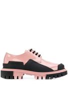 Dolce Gabanna Dolce & Gabbana Trekking Derby lace-up shoes