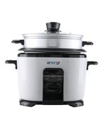 Energi Rice Cooker EG-180S White & Black