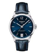 Tissot Chemin Des Tourelles Powermatic 80 Women Blue Analog Watch T099.207.16.047.00