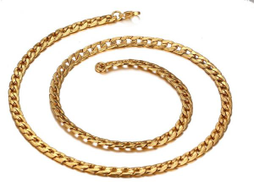 Necklace Chains For Women In Gold Price