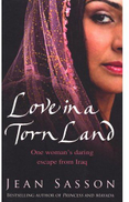Jean Sasson Love In A Torn Land