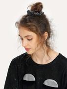 Sequin Hair Scrunchie 3pcs