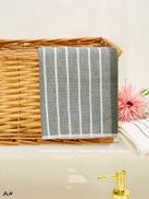 Striped Pattern Towel 1pc