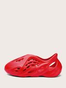 Men Hollow-out Slip On Sandals