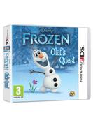 GSP Disney Frozen Olaf's Quest Intl Version - Action & Shooter - Nintendo 3DS