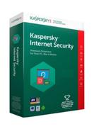 Kaspersky Internet Security User 2 2018 White Red Green