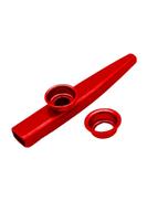 Metal Kazoo Red