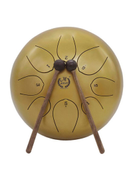 Handpan Drum With Carry Bag And Note Sticks For Meditation