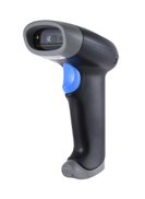 Aibecy 2D Qr 1D Usb Barcode Ccd Scanner Red Light Black
