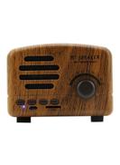 Bluetooth Multimedia Radio 96666 Brown Black