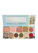theBalm In The Balm Of Your Hand Greatest Hits Vol. 1 Make-Up Pallete Multicolour