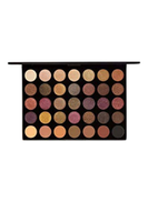 Morphe 35F Fall Into Frost Artistry Palette Fall Into Frost