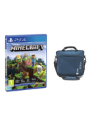 MOJANG Minecraft Game With Console Bag - Strategy - PlayStation 4 PS4