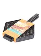 NORDIC WARE Waffle Pan Black 14.75x10.63x1.5inch 01890