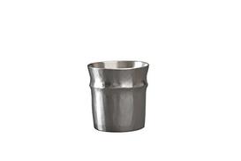 Creative Silverware Jin Artisan Bamboo shaped sake cup