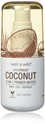 Wet n Wild wet 'n wild Photo Focus Primer Water, Coconut
